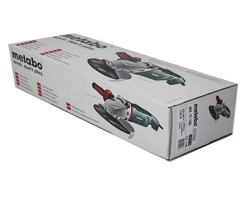 Metabo 1700W Winkelschleifer 180mm - WX17-180 - 60017900