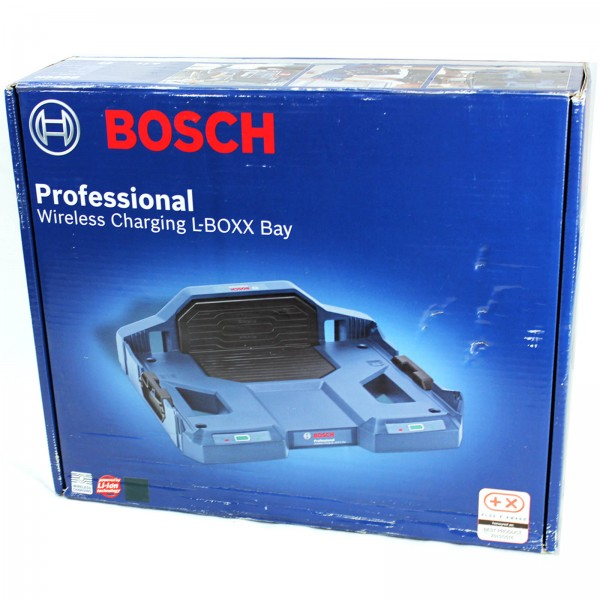 Bosch Professional Wireless Charging 230V L-Boxx Bay - 1600A00DN0