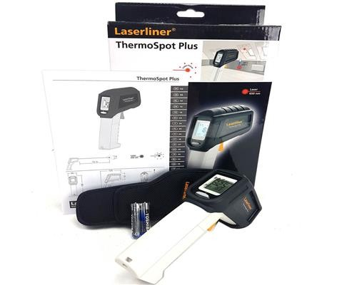 Laserliner Infrarot Temperaturmessgerät - ThermoSpot Plus - 082.042A