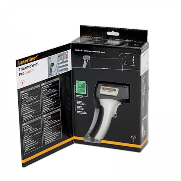Laserliner Infrarot Thermometer - Thermo SpotPro - 082.041A