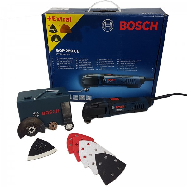 Bosch Multi-Cutter - GOP 250 CE - 0601230000