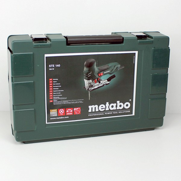 Metabo 750 Watt Stichsäge - STE140 - 601401500